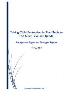 Taking Child Protection in The Media to The Next Level