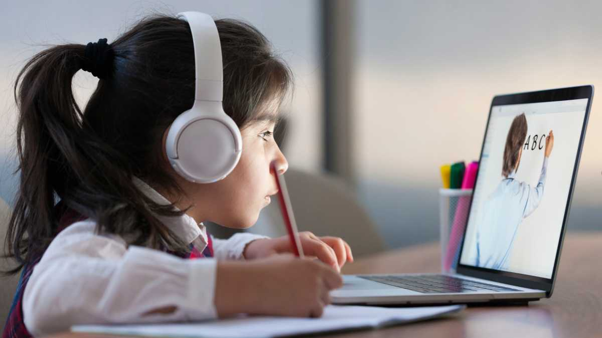 A mom's experience with remote learning